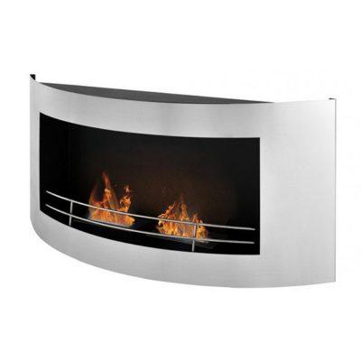 Flame halvcirkel vægpejs