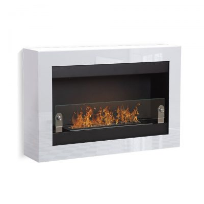 Vigo en brandkar vægpejs hvid
