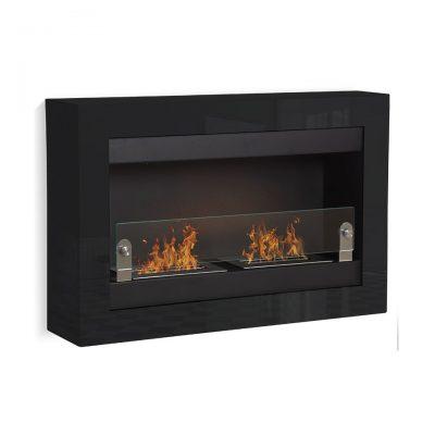 Vigo to brandkar vægpejs sort
