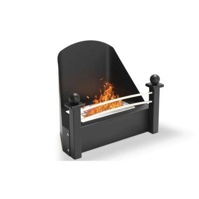 Napoli dejlig bioethanol brandkar sort